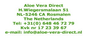 Aloe Vera Direct Adres
